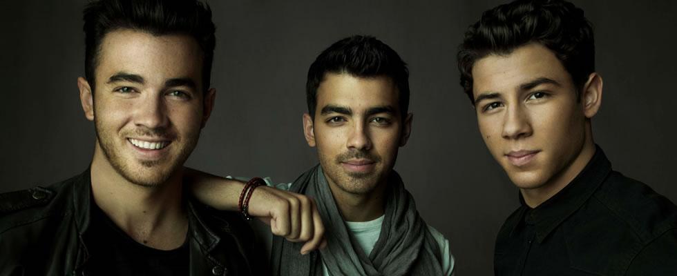 Plantilla Jonas Brothers
