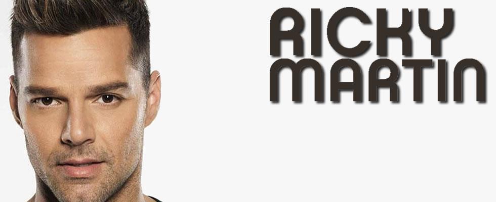Plantilla Ricky Martin