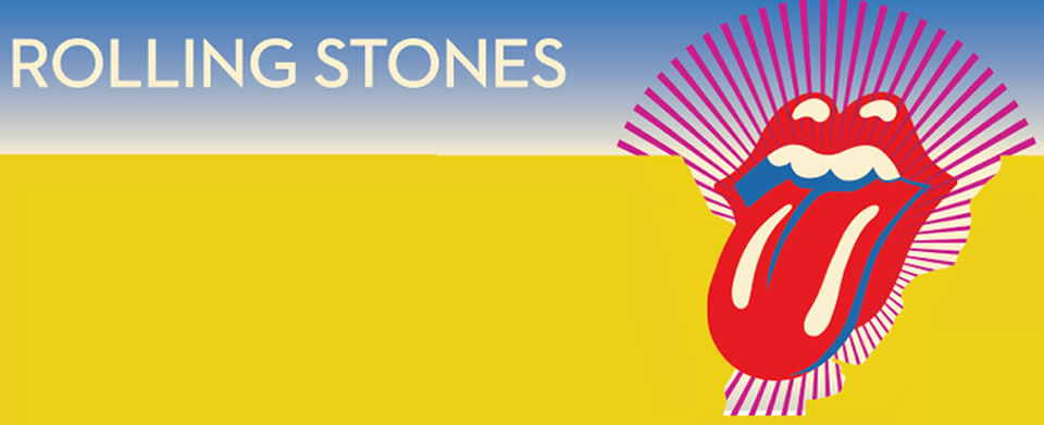 plantilla RollingStones