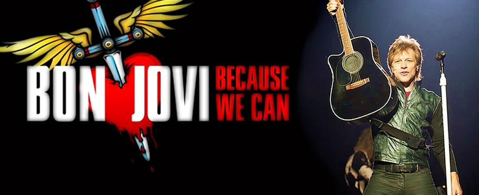 Plantilla Bon Jovi