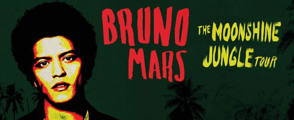Plantilla Bruno Mars