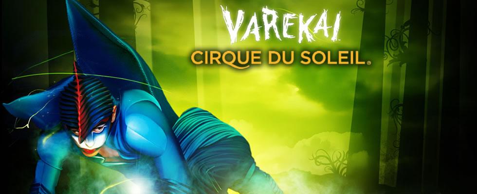 Plantilla Cirque Du Soleil