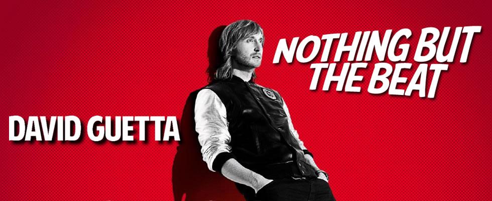 Plantilla David Guetta